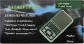 Waga kieszonkowa jubilerska precyzyjna 200 x 0,01g LCD iko