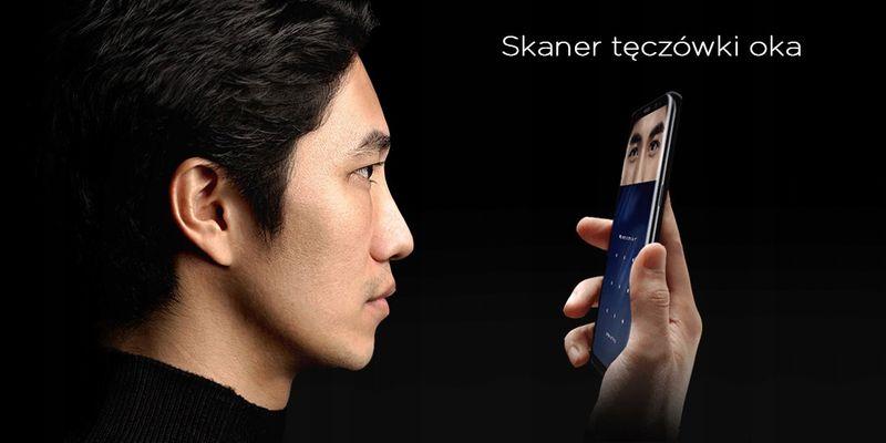 SAMSUNG GALAXY S8 64GB SM-G950F BLACK CZARNY FV23% zdjęcie 4