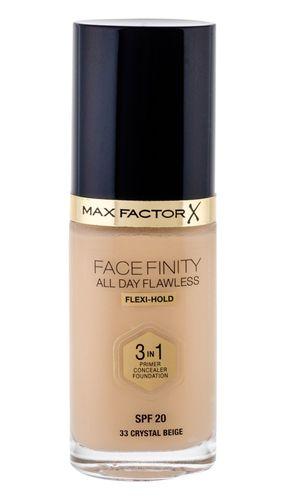 Max Factor Facefinity 3 in 1 SPF20 Podkład 30ml 33 Crystal Beige na Arena.pl