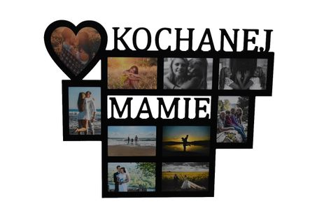 Multirama ramka na zdjęcia z napisem Kochanej Mamie