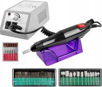Frezarka do Paznokci Manicure Pedicure Hybrydy Akcesoria Frezy D302