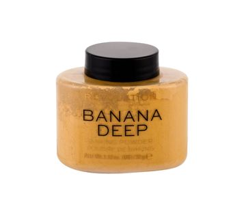 Makeup Revolution London Baking Powder Puder 32g Banana Deep