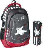 Plecak szkolny SI-23 Simon's Cat Cool + piórnik zdjęcie 1