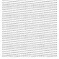 VidaXL Siatka ogrodzeniowa, stal nierdzewna, 50x50 cm, 45x20x4 mm