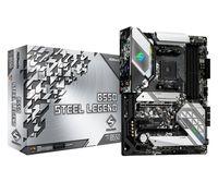 Płyta ASRock B550 Steel Legend/AMD B550/DDR4/SATA3/M.2/USB3.1/PCIe4.0/AM4/ATX