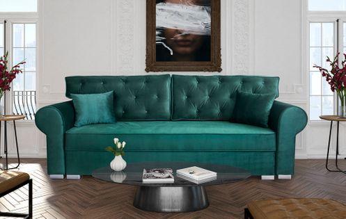 Sofa Monaco Pic Promocja Wersalka Rozkładane HIT ŁÓŻKO Wypoczynek