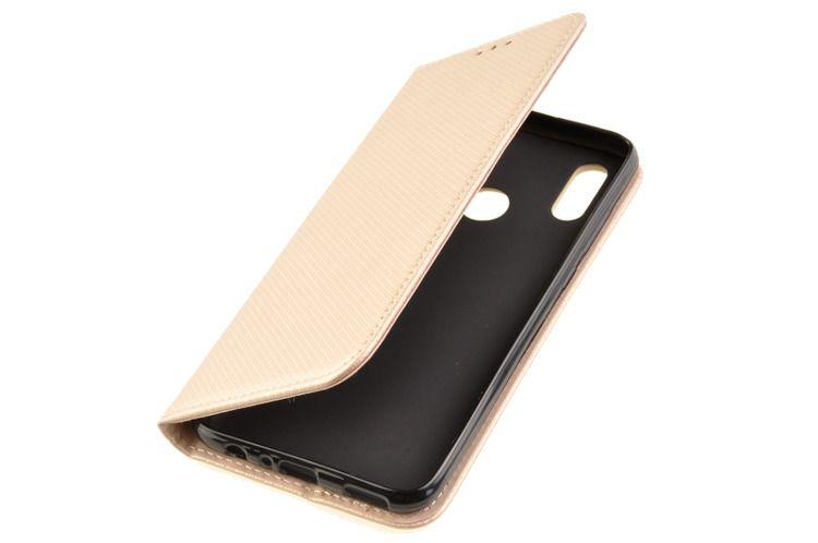 Etui Smart do Huawei P Smart 2019 złoty zdjęcie 1