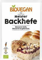 Bio Vegan Drożdże Suszone Bezglutenowe Bio 7 G