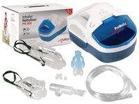 Inhalator Promedix PR-800 Zestaw nebulizator, maski, filtry