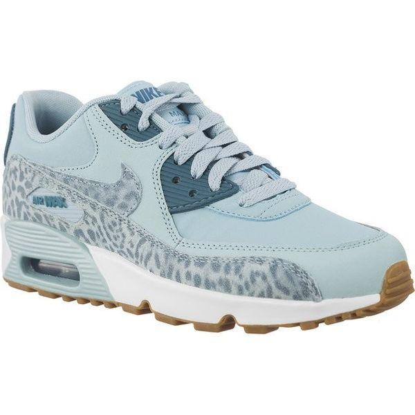 Nike Air Max 90 LEATHER SE GG Ocean Bliss Noise Aqua White Rozmiar 38,5