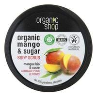 Organic Shop Peeling do ciała Kenijska Mango - 250 ml