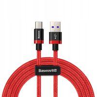 Baseus Kabel długi USB-C Huawei 5A SuperCharge 2M