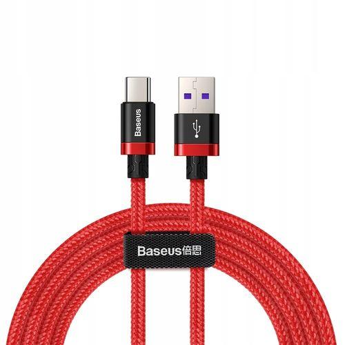 Baseus Kabel długi USB-C Huawei 5A SuperCharge 2M na Arena.pl