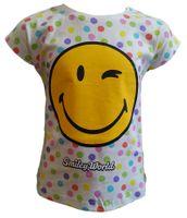 T-Shirt Koszulka Emoji r116 6 lat Licencja (SM5202049 6Y)