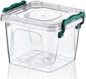 Pojemnik plastikowy kwadratowy 550ml MULTIBOX KAM