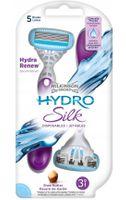 3x WILKINSON MASZYNKA JEDNORAZOWA Hydro Silk WOMEN