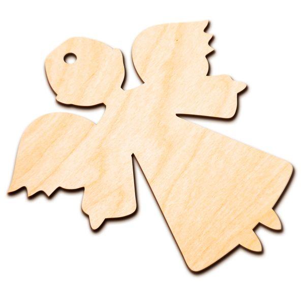 Decoupage Świąteczne CHOINKA Drewniana Zawieszka zdjęcie 13