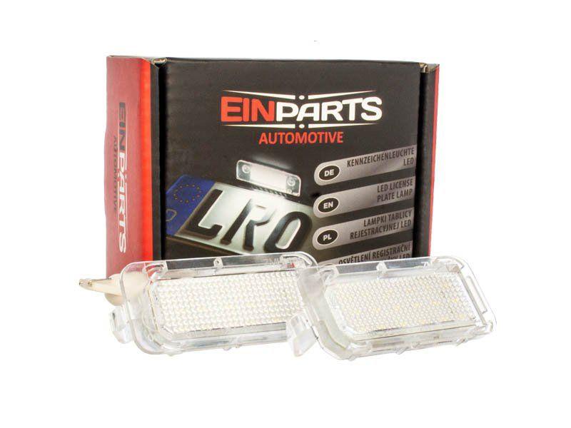 Podświetlenie Tablicy Rejestracyjnej Led Einparts Ford S Max 2006 2015