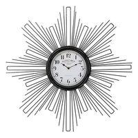 Zegarek Drewno MDF/Metal (68 x 6,5 x 68 cm)