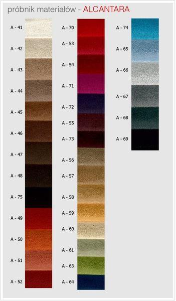 Kanapa stylowa PRADA, funkcja spania. Wybór tkanin! zdjęcie 5