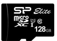 Silicon Power Karta pamięci microSDXC Elite 128GB U1 10MB/S CL10 + adapter