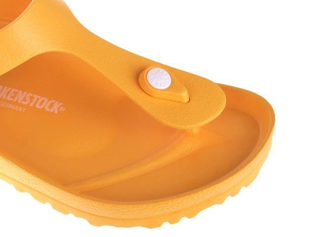 Birkenstock Gizeh EVA Scuba Yellow 1003525 - 39 zdjęcie 11