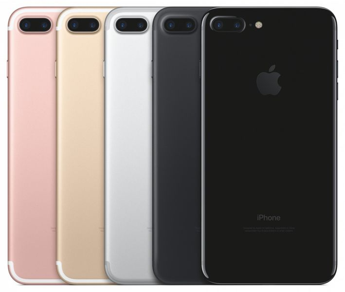 Apple iPhone 7 Plus 128GB Rose  Gold zdjęcie 2