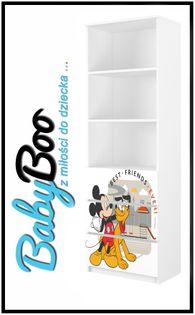 NOWOŚĆ Regał dziecięcy BABY BOO Disney MICKEY, FROZEN II