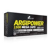 Olimp ARGI POWER 1500, 120 kaps - Zwiększa ukrwienie tkanki mięśniowej