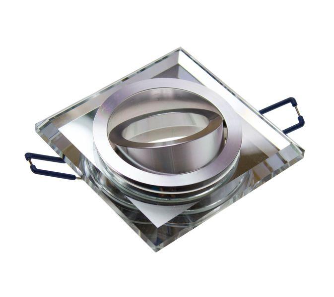 Oprawa halogenowa szklana RUCHOMA LUSTRZANA zdjęcie 1