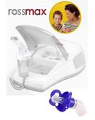 Inhalator Rossmax NA100 + smoczek do nebulizacji