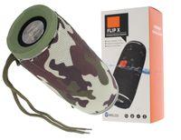 Głośnik bezprzewodowy Bluetooth MP3 Aux USB SD Flip X 10W IPX5 G205