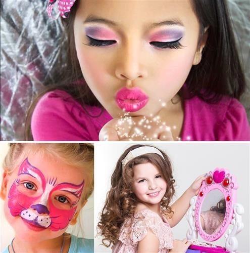Zestaw do robienia makijażu zabawkowy zdjęcie 11