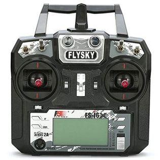 Flysky Fs-I6X 6Ch 2.4Ghz + Odbiornik Fs-Ia6B