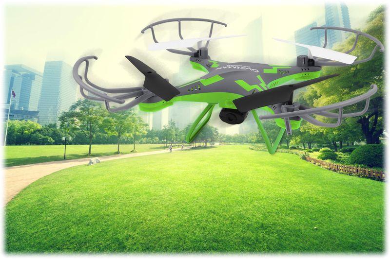 DRON OVERMAX X Bee Drone 3.1 WiFi KAMERA FPV LED zdjęcie 5