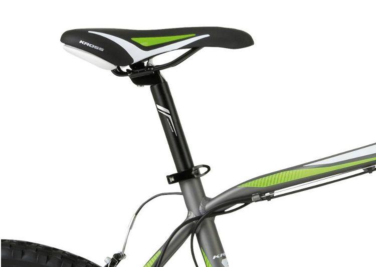 "Kross Hexagon X3 L (21"") grafit-ziel  rower górski na kole 26 na Arena.pl"
