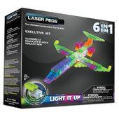 Laser pegs 6 in 1 Plane