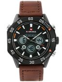 Zegarek męski NAVIFORCE - SCANNER- 9043-3A DUAL TIME