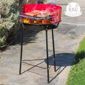 Grill Węglowy z Nóżkami BBQ Classics