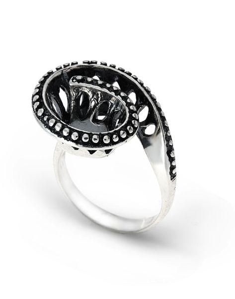pierścionek rozmiar: 16 ,srebro 925 zdjęcie 1