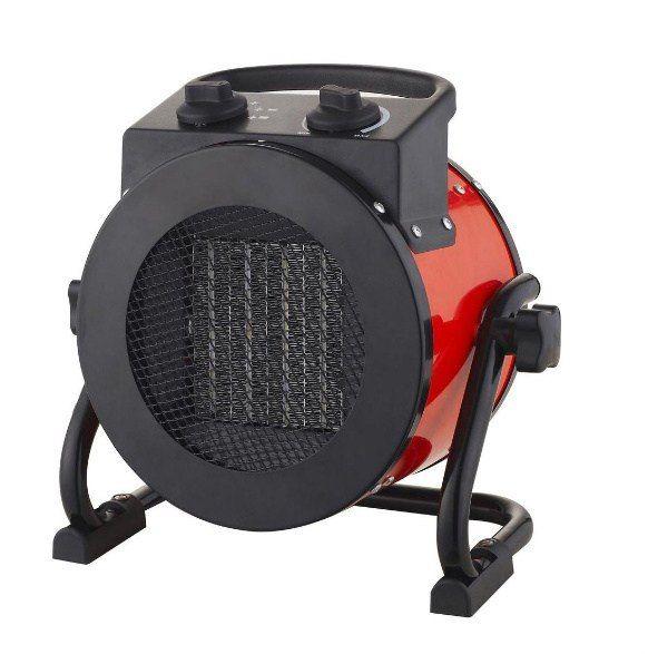 Nagrzewnica ceramiczna elektryczna 2000W termostat fra zdjęcie 1