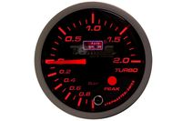 Wskaźnik ćiśnienia doładowania turbo Peak Warning