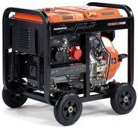 Daewoo Ddae 9000Dxe-3 Diesel Agregat Generator Prądotwórczy 1X16A 380V 1X32A 230V Avr Moc 12Km - Oficjalny Dystrybutor - Autoryzowany Dealer Daewoo