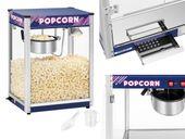 Maszyna do popcornu - 1350 ml - 110 s - 8 oz Royal Catering RCPR-1350