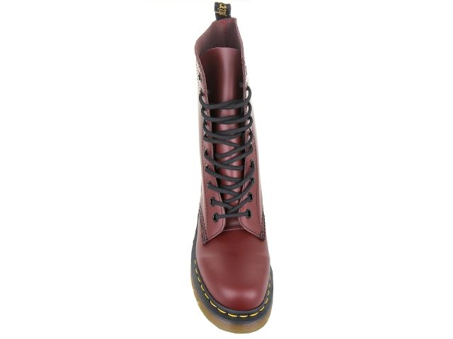 Dr. Martens Cherry Red Smooth 1490 -10092600 - 41 zdjęcie 6