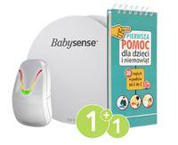 Monitor oddechu BABYSENSE 7 + pierwsza pomoc dla dzieci