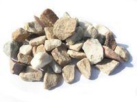Akwarium Grys Kamień Kolormix 16-35 mm Worek 20 KG