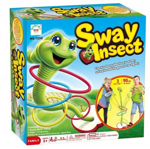 Zręcznościowa Gra Ruchowa Dla Dzieci Tańczący Robak Sway Insect Y461 na Arena.pl