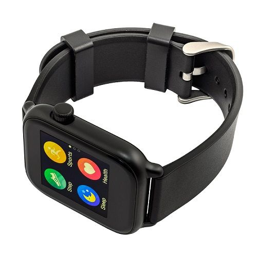 Watchmark Smartwatch WKW37 Temperatura Ciśnienie Natlenienie IP68 na Arena.pl