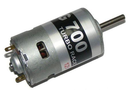 Silnik Mig 700 12V Turbo Race